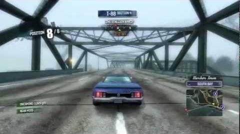 "Burnout Paradise - ""Horse Power"" event"