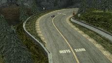 Crash zone 10 - Avalanche - intersection