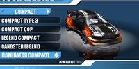 Dominator Compact (Burnout Legends)
