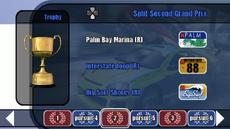 Custom Series Championship stage 03 - Split Second Grand Prix - B2 menu