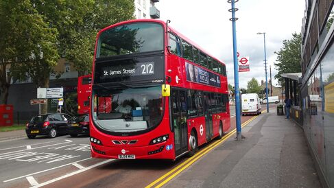 London Bus Route 212