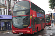 197 at Peckham Rye