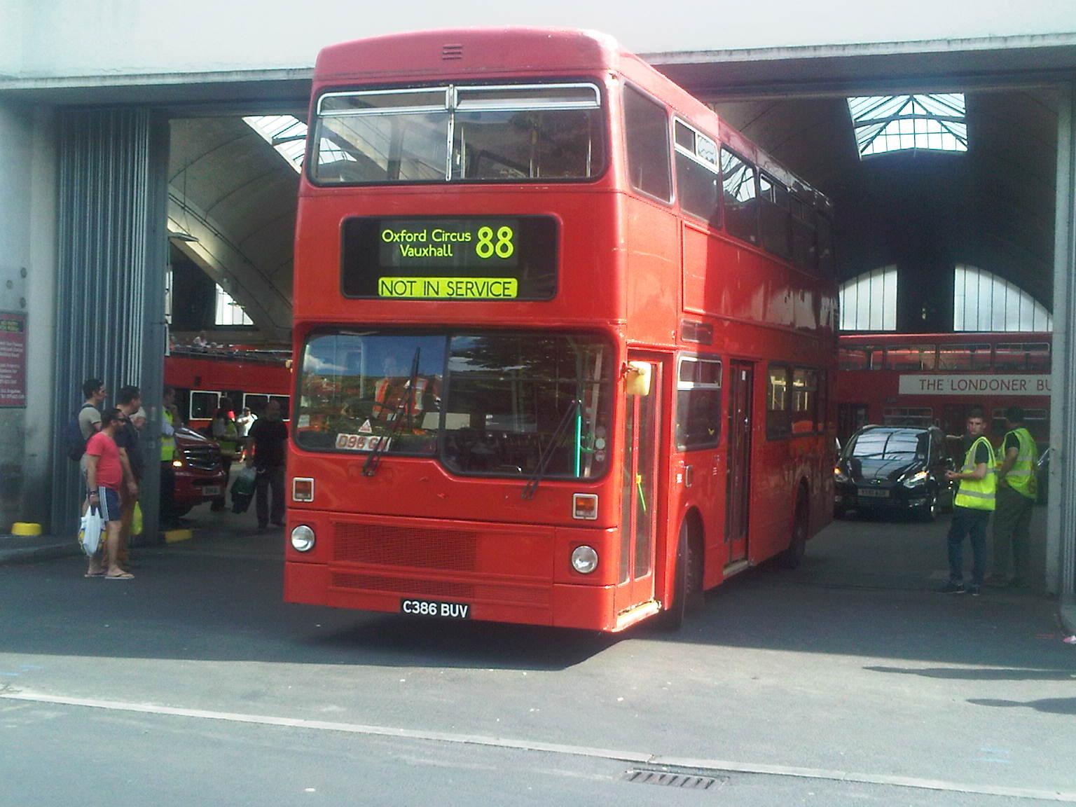 TfL proposes new London bus services to run alongside 24 ... |London Transit Buses