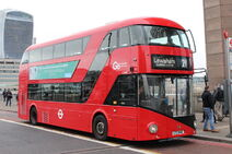 Route 21 New Routemaster