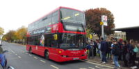 London Buses route 371