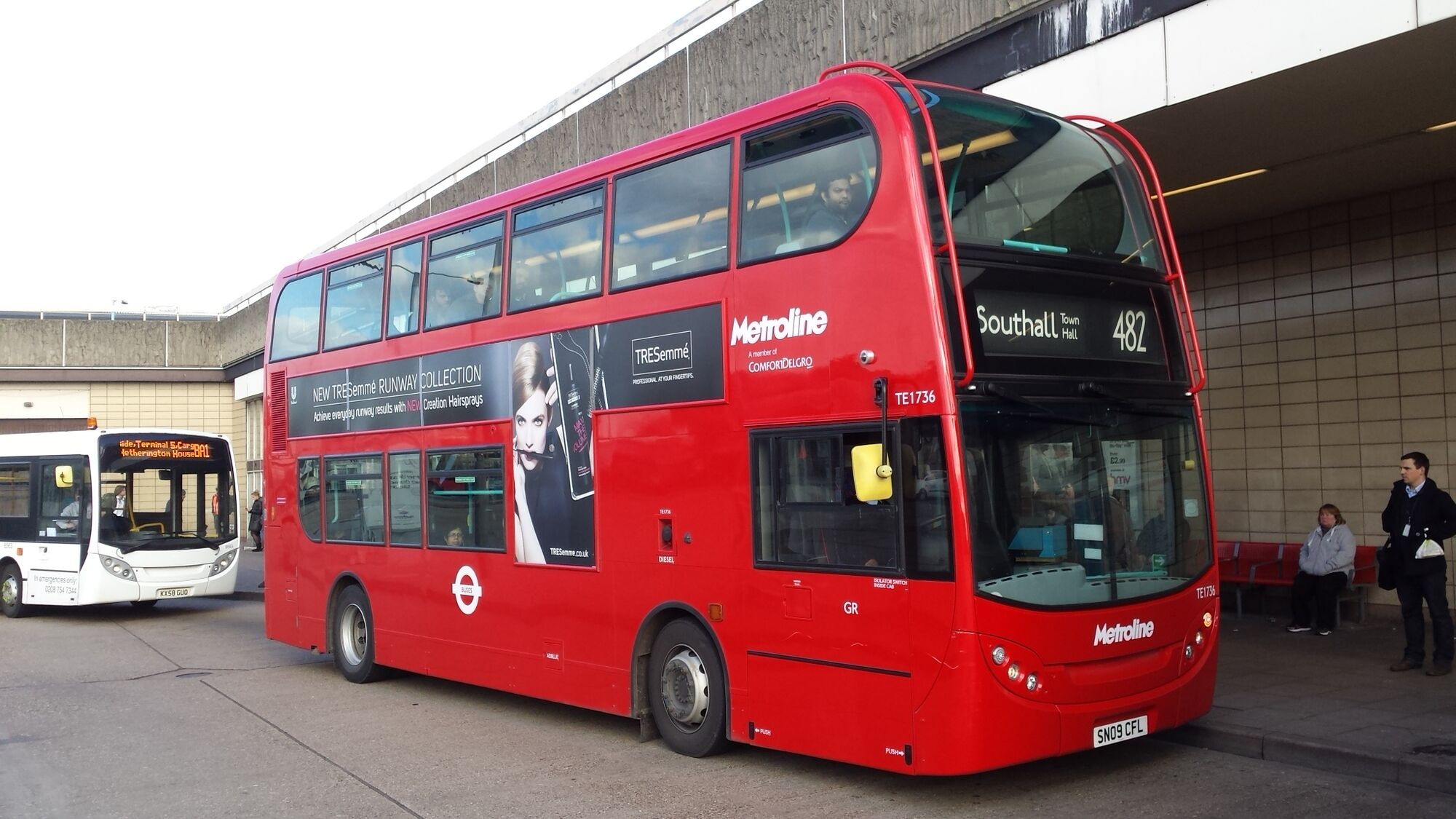 London Buses Route 482 Bus Routes In London Wiki