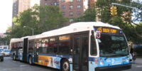 Articulated buses
