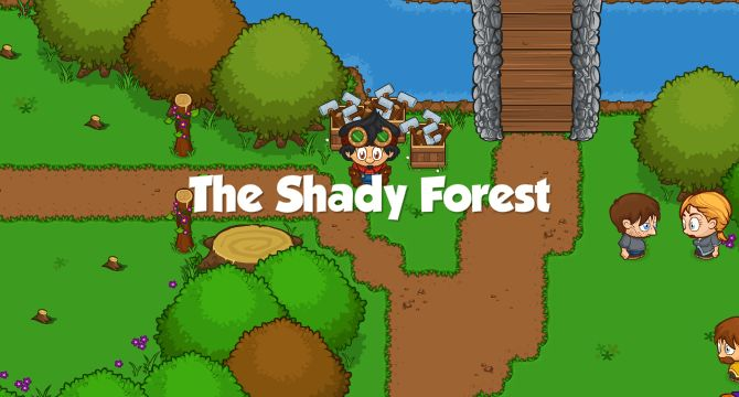 The Shady Forest