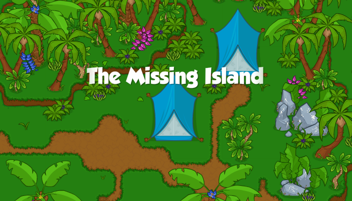 The Missing Island Banner