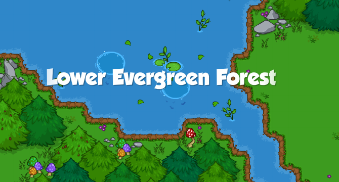 Lower Evergreen Forest