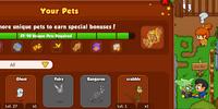Companions/Pet Augmentation(PAGAS)