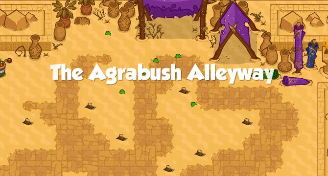 The Agrabush Alleyway