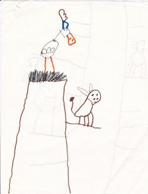 Stork's Mountain Adventure Book Cover