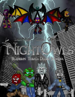 NightOwls Poster