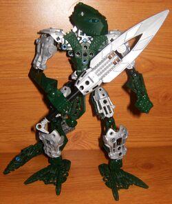 Komodro Battle Armour