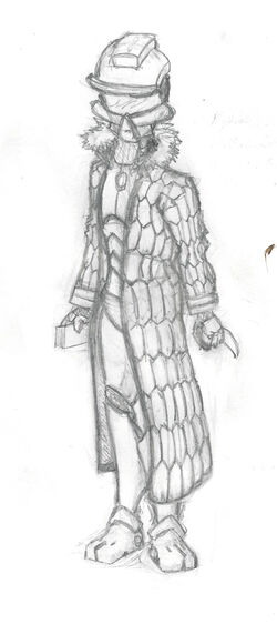 Ishi Polzin, Sketch 01-1
