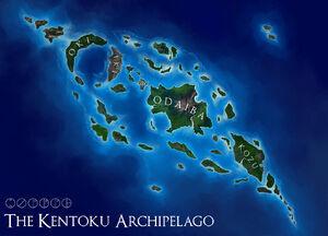 Kentoku Archipelago by Vezoks friend