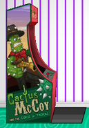Hot Doggeria - Cactus McCoy arcade game
