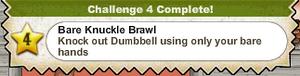 Bare Knuckle Brawl