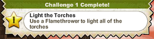 Light the Torches