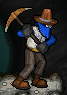 BT Blue Swinging Enemigo