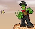 Cactus McCoy 1 - Sheriff Badge
