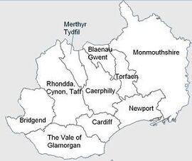 Southeast Wales