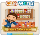 VIP Gold Spice-O-Meter