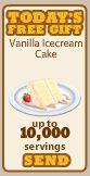 VanillaIceCreamCake-SendGift10K