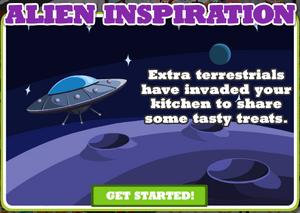 Alien InspirationSplash