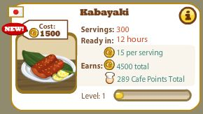 Kabayaki-Cookbook