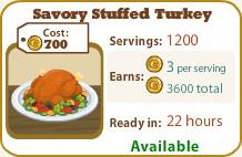 Savory Stuffed Turkey