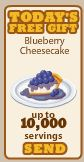 BlueberryCheesecake-SendGift10K