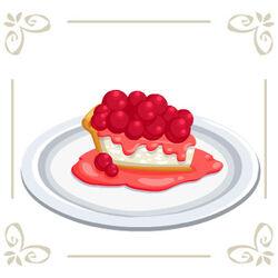 Tripleberrycheesecake