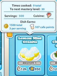Lemonmintgranita
