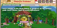 Week 1 - Chinese Cuisine