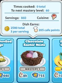 Chocolateeasternests