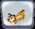 Happy Tiger Bench