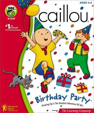 Caillou Birthday Party