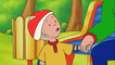 Caillou in skate gear 003
