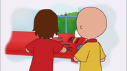 Caillou Follow the Leader 0024