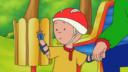 Caillou in skate gear 001