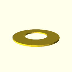 OpenSCAD linux ppc64 gallium-0.4-on hvub regression throwntogethertest circle-small-expected