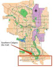 Southern Calgary (So-Cal)