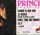 Paris, Parc des Princes, 16 jun 1990