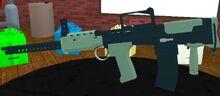 L86 Gun