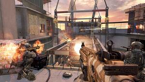 CM901 Firefight Overwatch MW3