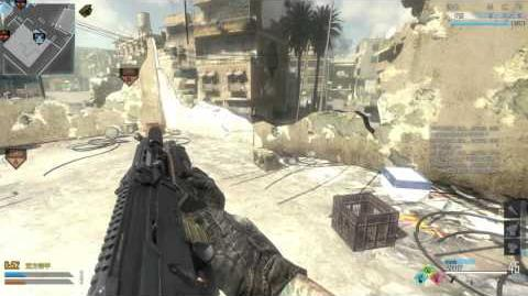 Call of Duty Online China Crossfire Search and Destroy 1 gameplay