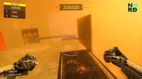 Black Ops 3 Free Run Mode Sidewinder Gameplay Walkthrough BO3 FREE RUN