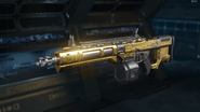 Haymaker 12 Gunsmith Model Gold Camouflage BO3
